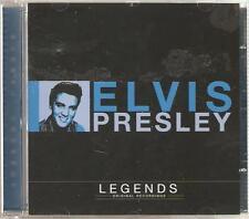 ELVIS PRESLEY LEGENDS CD ORIGINAL RECORDINGS - JAILHOUSE ROCK & MORE