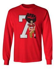 Colin Kaepernick Im With Kap NFL Protest Anthem Mens & Youth Long Sleeve T-Shirt