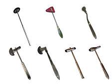 Reflexhammer, Hammer  (Berliner, Buck, Trömner, Babinski, Taylor, Nervenrad)