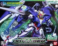 Bandai 00 100-13 1/100 HG GN-0000 + GNR-010 00 Raiser