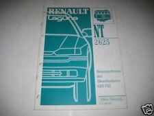 Werkstatthandbuch Renault Laguna Diesel, 1996
