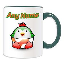 Personalised Gift Yoshi Mug Money Box Cup Fun Novelty Penguin Mushroom Plumer