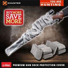 XHUNTER GUN SOCK SILICONE TREATED RIFLE SHOTGUN SCOPED SLEEVES HUNTING BAG COVER
