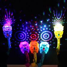 Magic Projection Wand Rod Luminous Stick Flashing Star Light Kids Children Toys