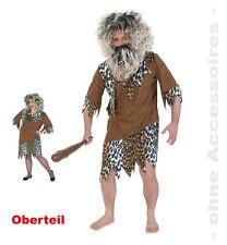 Kostüm Steinzeit Oberteil L XXL Höhlenmensch Kostüm Karneval Fasching 1210862G13