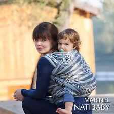 Natibaby | Marinel | Tragetuch Baby Woven Wrap