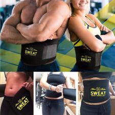 Hot Men Neoprene Shapewear Sweat Belt Waist Cinchers Trainer Body Shaper Girdle