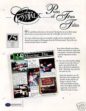 CREATIVE MEMORIES CROPTALK#59 PUNS OF FUN TITLES 2002