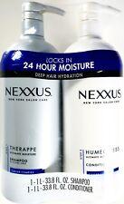 Nexxus Therappe Shampoo & Humectress Conditioner Caviar Complex, 33.8 FL OZ