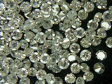 Single cut loose Natural Diamond lot 0.70mm-1.20mm VVS Clarity F-I Color