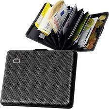 ÖGON Aluminium Etui EC Kartenetui Kreditkartenetui Geldbörse Alu Card Case NEU