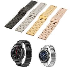 Edelstahl Glieder Armband Metall für Samsung Gear S3 Classic / Frontier