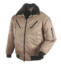 teXXor OSLO Pilotenjacke 4in1-Jacke khaki Winterjacke Arbeitsjacke