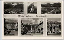 INNSBRUCK Mehrbild-AK 50/60er Jahre Österreich Tirol Postkarte Postcard Austria