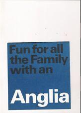 FORD ANGLIA  Brochure jm