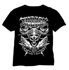Backstreetshirt, T-Shirt, schwarz, Gothik, Heavy Metal, Wacken, Biker, Skull, Ta