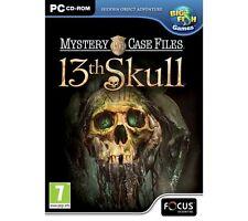 Mystery Case Files: 13th Skull (PC CD), Very Good Windows 7, Windows Vista, Wind