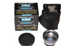 Digital Pro 2X Telephoto Lens All Glass Ultra Sharp 37mm LTD EDITION HD