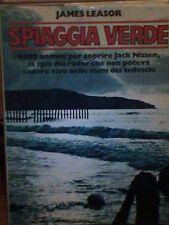 spiaggia verde 6000 uomini per coprire jack nissen...pagine 323 anno1975