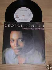 "GEORGE BENSON - Lady Love Me [One More Time] - 1983 7"" Vinyl Single"