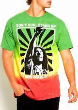 Bob Marley T-Shirt Stand Up Rasta Reggae rocksteady Tie Dye Official M L XL NWT