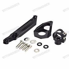 CNC Steering Damper Stabilizer Bracket Mounting For Honda CBR600RR 2005-2006