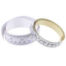 Self Adhesive Metric Measure Tape Vinyl Ruler For Sewing Machine Sticke90/151VG