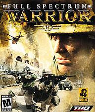 Full Spectrum Warrior (PC Games)