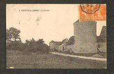 "NEUILLE-LE-LIERRE (37) CORPS DE FERME ""LA ROCHE"" en 1923"