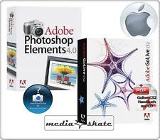 Adobe Golive CS2 + Photoshop Elements 4.0, Go Live CS 2, MAC