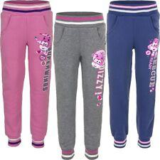 Mädchen Sporthose Hose Jogginghose Super Wings rosa grau blau 98 104 110 116#311