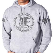 NRA,National Rifle Ass,2nd Amendment,HOODIE /SWEATSHIRT,size S-5X,T-1258AshHOOD