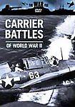 NEW DVD The Carrier Battles of World War II~,