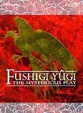 Fushigi Yugi: The Mysterious Play - Suzaku Box (Season 1) (DVD, 1999, 4-Disc...