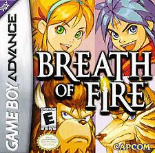 Breath of Fire (Nintendo Game Boy Advance, 2001)
