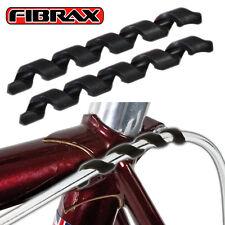 Fibrax spirale in silicone morbido esterno cavo CORNICE Protettori-disponibile in 2/4 / 8