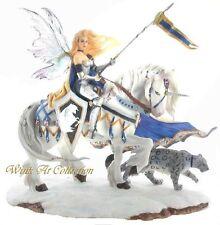 "Nene Thomas ""Fortitude"" Fairy Figurine 2007 Limited Edition Retired"