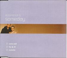 REZONANCE Q Someday 2 MIXES CD single MARIAH CAREY Trk