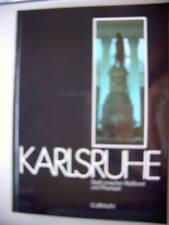 Karlsruhe Stadt zwischen Reißbrett Phantasie 1994