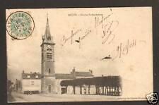 """MELUN (77) COMMERCE """"BARRAUD"""" Marchand de VINS & TRAITEUR en 1904"""