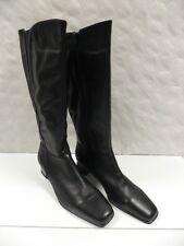 Bottes GABOR noir 76 628 57 FEMME taille 36 boots frau woman confort cuir NEUF