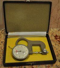 Vigor Dial Lens Measure Gauge GA-715 Made in Japan MINT