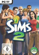 Los Sims 2 PC juego una vida entera para cumplir sus deseos alemán nuevo embalaje original