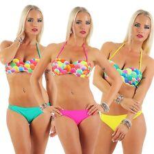 11121 Sexy Damen Bikini Sets 2-teilig Badeanzug Bademode Beachwear