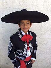Childrens Mariachi 5 Piece Suit. Traje Sutash Mariachi de 5 Piezas Para Niño.