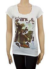 Wrangler Damen T-Shirt outlet streetwear online mode shop shirts shop 45081506