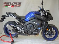 Yamaha MT-10 2016-2017 RD Moto Crash Frame Sliders Black New Y41S-SL01-K