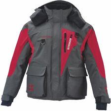 Striker Ice Predator Jacket, Color: Gray/Red (115212-Par)