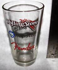 Miller Good Call Fender Rolling Stone Napster Glass New