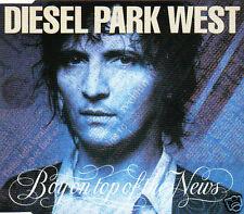DIESEL PARK WEST - Boy On Top Of The News (UK 4 Tk CD Single Pt 1)